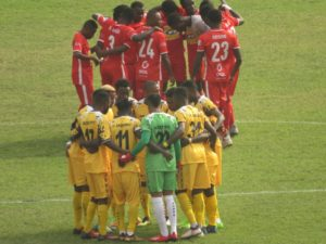 2020/21 CAF Inter-club competitions: Ghana FA writes to Asante Kotoko and Ashanti Gold SC to confirm participation by Sept 11
