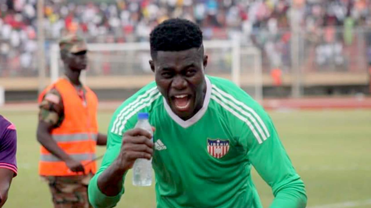 FEATURE: Williams, teenager carrying the hopes of Liberians