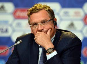 Fifa's former secretary general Valcke struggling 'with no income'