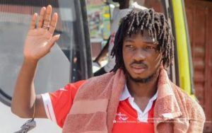I wish Kotoko all the best - Sogne Yacouba pens message of gratitude to former club