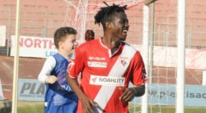 Unimpressed coach Nii Odoom objects signing of striker Nana Yeboah