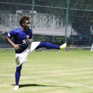 Ex-New Edubiase forward Samuel Addo express readiness to play for Hearts, Kotoko