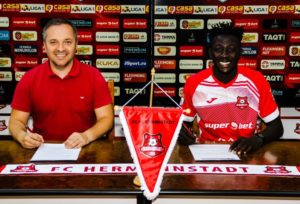 OFFICIAL: Baba Alhassan seals move to FC Hermannstadt