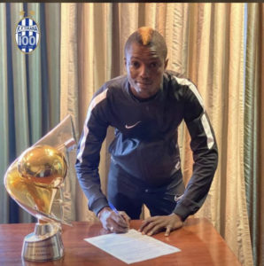 Ghanaian youngster Richard Danso signs for KF Tirana