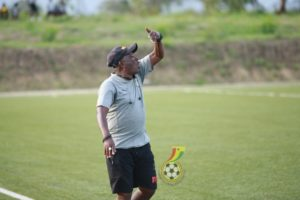 U-20 WAFU qualifying tourney: Coach Karim Zito relishing a tough test against Nigeria and Cote D'Ivoire