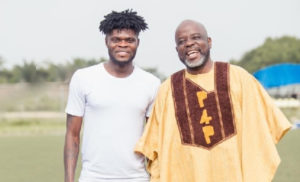Osei Palmer elated with Thomas Partey's career path after Arsenal move