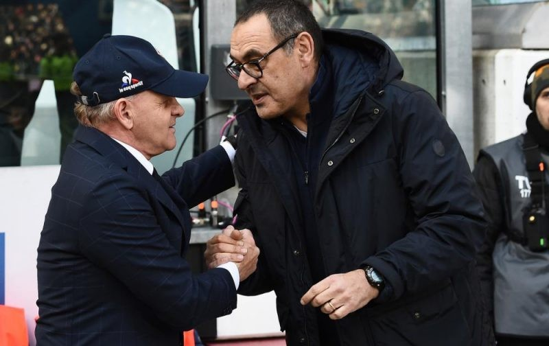 Sarri to terminate Juventus contract with Fiorentina and Roma interested