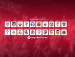 Calentamiento Athletic Club vs Levante UD
