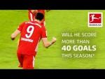 Robert Lewandowski - The Goalscoring Journey Continues
