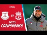 Jürgen Klopp's pre-match press conference | Everton vs Liverpool