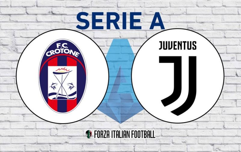 Crotone v Juventus: Probable Line-Ups and Key Statistics