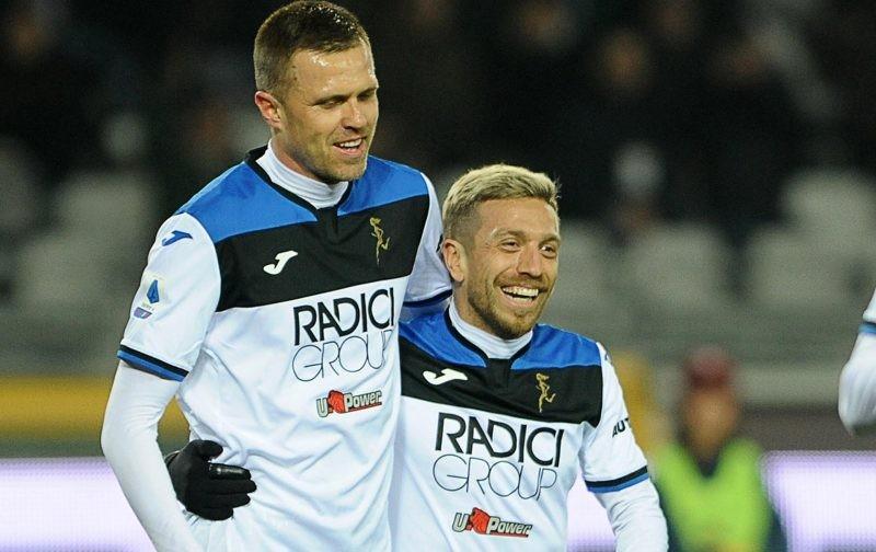 Ilicic expected to return for Atalanta trip to Napoli