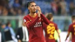 Roma defender Smalling doubtful for Benevento match