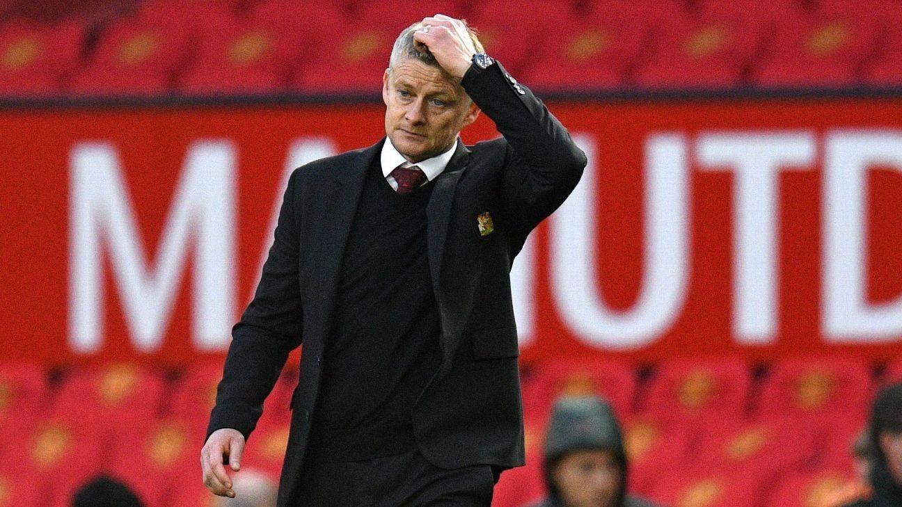 Solskjaer: Blame me for Man United's poor start