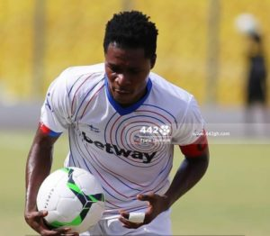 Legon Cities sign highly-rated defender Michael Ampadu from Liberty Professionals