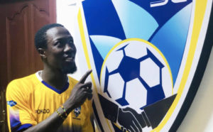 I'm happy to be back – Abass Mohammed after re-signing for Medeama SC