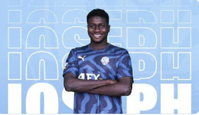 OFFICIAL: Accra Lions complete transfer of Joseph Addo