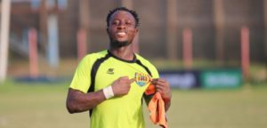 Goalkeeper Gideon Ahenkorah sign new 2-year contract at Inter Allies FC