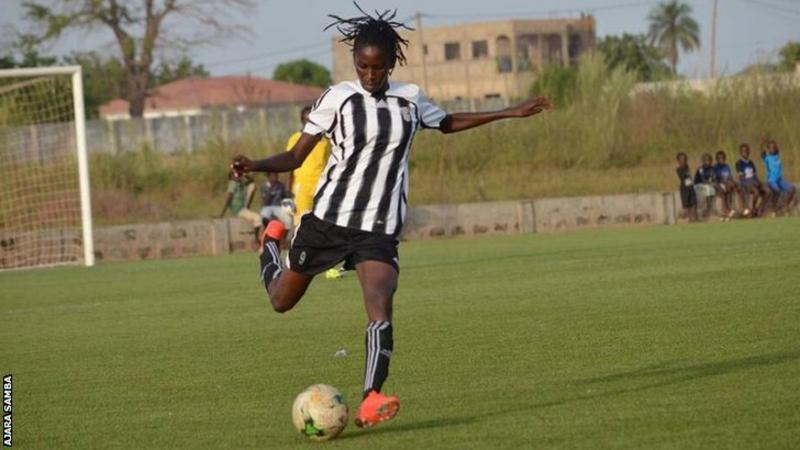 FEATURE: The dilemmas facing a young Gambian female footballer