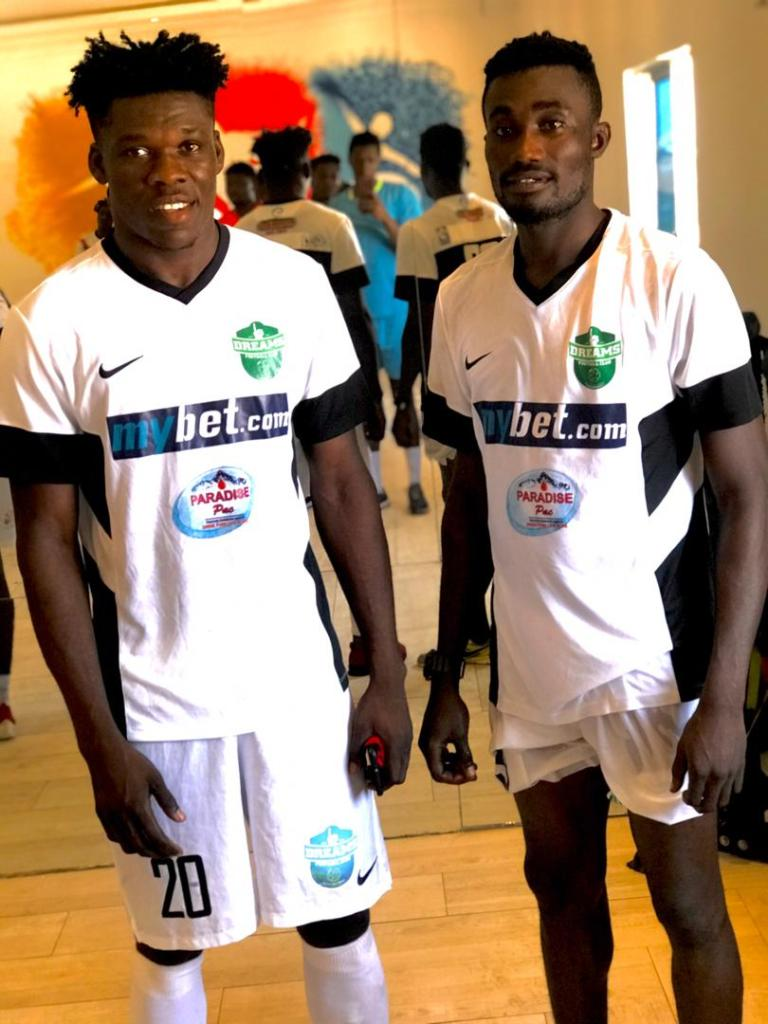Dreams FC is just like a family - Ali Huzaif