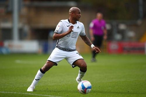 WBA and Brighton in race to sign Ghana captain Andre Ayew from Swansea City