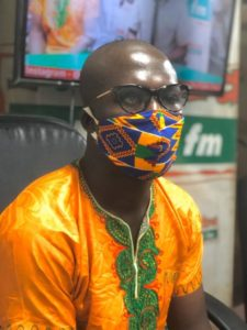 Baba Yara Stadium shooting victim Augustine Oppong calls on the public for help