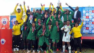 Women's football back in Africa