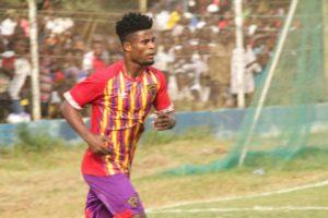 Afriyie Barnieh:  Black Satellites captain keen on leading team to success