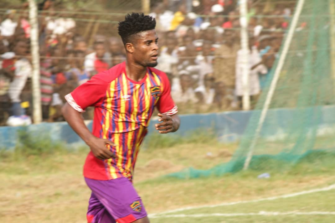 We are aiming to win double – Hearts of Oak forward Afriyie Barnieh