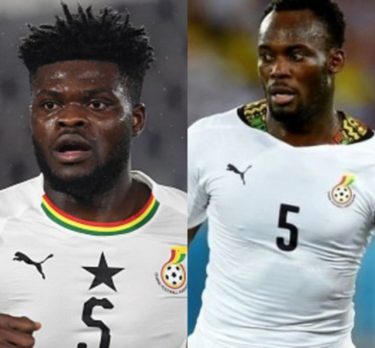 Thomas Partey possesses qualities to be a better footballer than Michael Essien - Osei Palmer insists