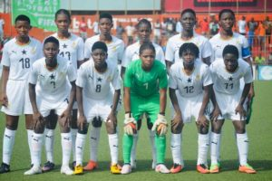 FIFA Women U-17 WC: Black Maidens break camp over rise in Covid-19 cases in host nation