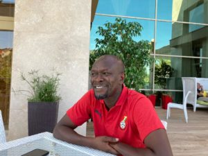 CK Akonnor will need to work with no influence to succeed - Asamoah Gyan