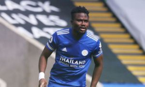 Brendan Rodgers explains why Daniel Amartey was left out of Leicester City's Europa League squad