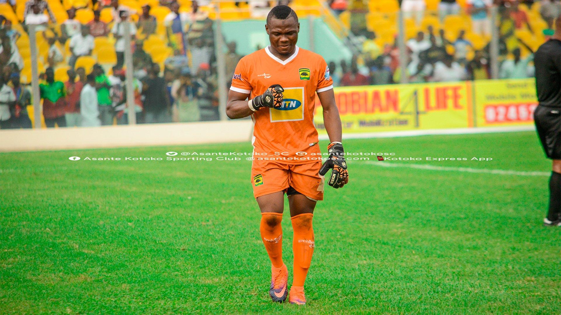 Danlad Ibrahim set to push for a loan move away from Kotoko