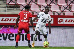 Jeremy Doku marks Stade Rennais debut in draw at Dijon