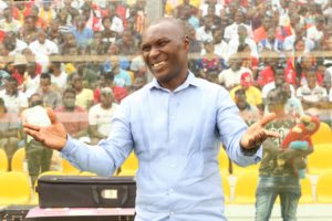 Hearts of Oak coach Edward Odoom promises to find solution to defensive leakage ahead of Inter Allies clash
