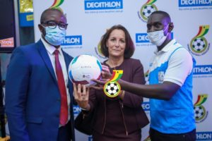 GFA announce Decathlon as its official retail partner