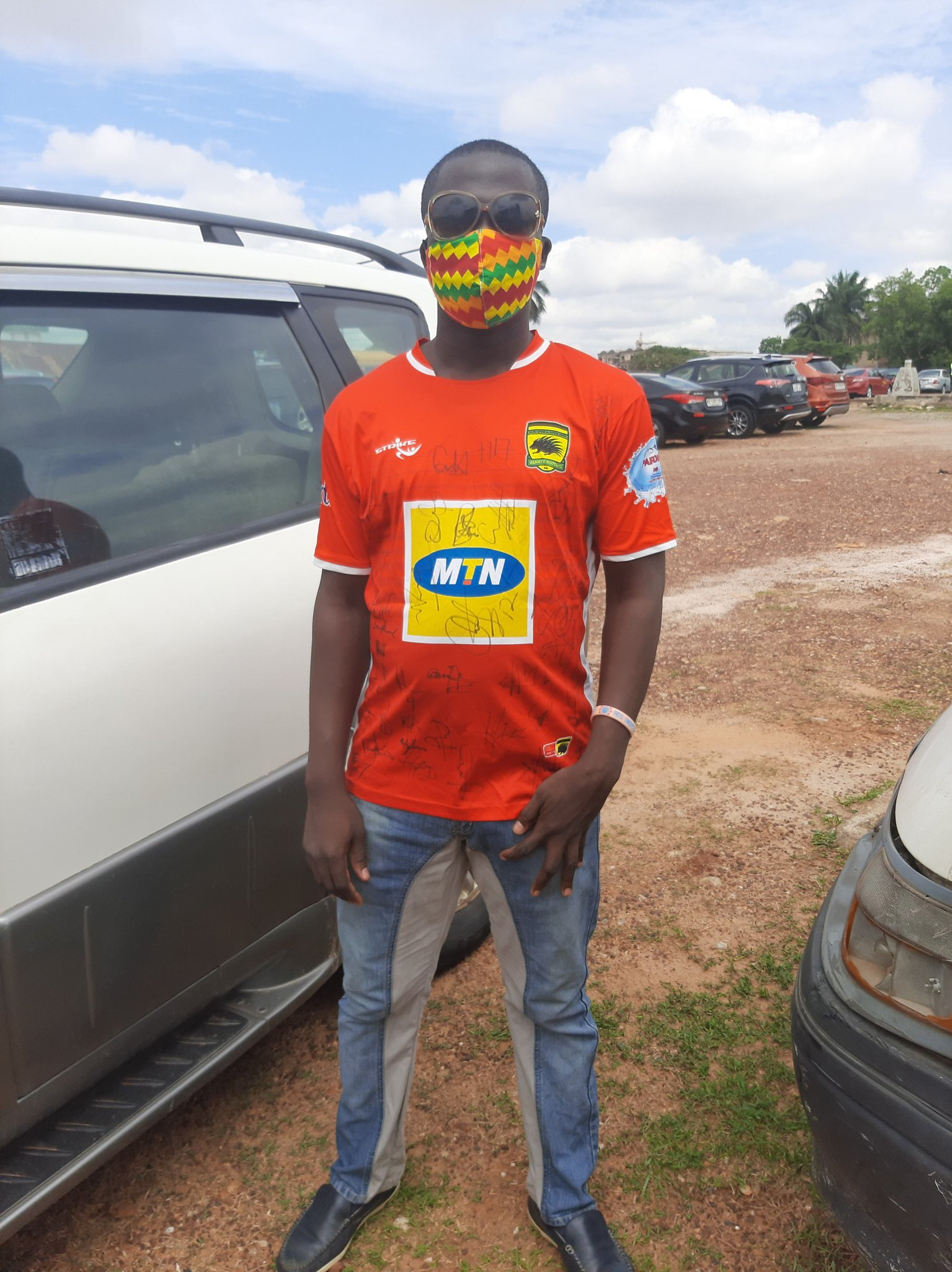 Nana Kwame Dankwah wants to make my case a foolish one - Baba Yara shooting victim alleges