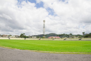 Obuasi Len Clay Stadium in good ahead of 2020/21 football season [Photos]