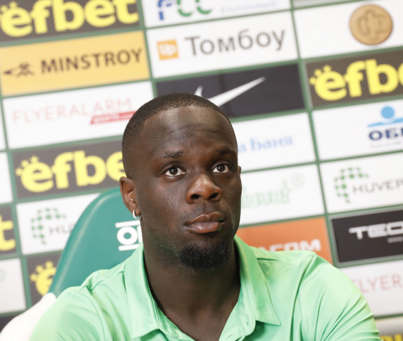 Elvis Manu happy with performance in Ludogorets' big win against Montana