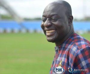 2020/21 Ghana Premier League: Accra Sports Stadium will be good condition for the season - Frank Boahene