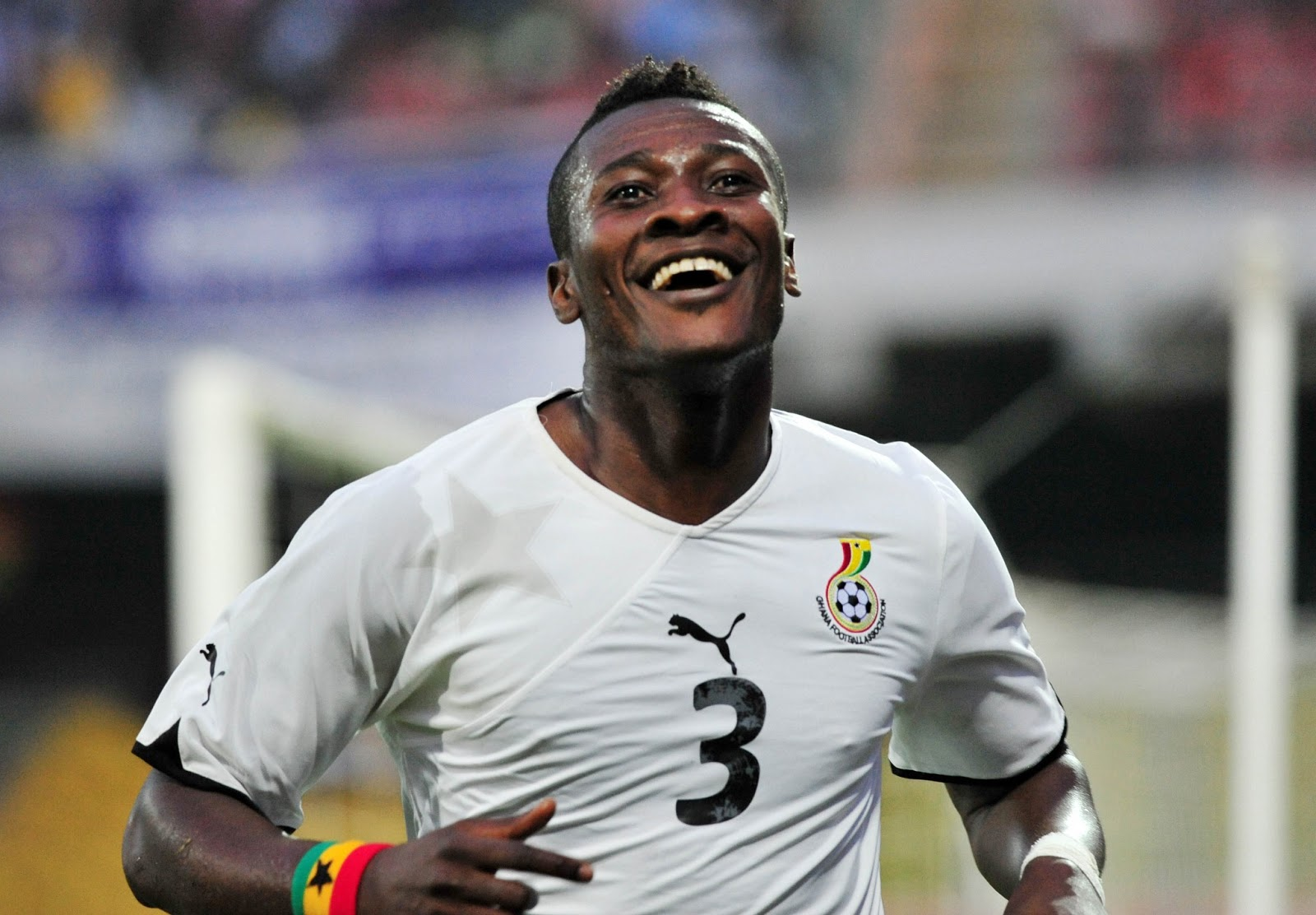 Asamoah Gyan reveals what will make him join Kotoko