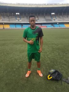 Ghana's Zakaria Mumuni sever ties with AS Vita Club