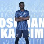 OFFICIAL: Accra Lions sign Osuman Kassim