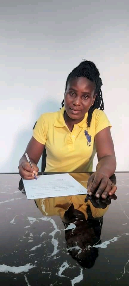 OFFICIAL: Black Princesses defender Blessing Agbomadzi signs for Isreali club Hapoel Beer Sheva