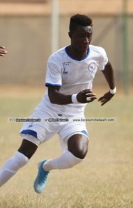 Stephen Amankona to be appointed new Brekum Chelsea captain