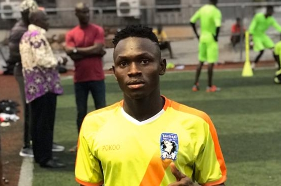 Teenager Prince Adu Kwabena listed amongst 60 of the best young talents in World football