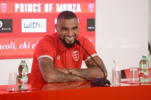 KP Boateng disappointed after draw against Pisa