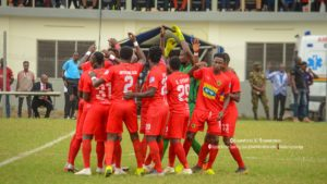 Kotoko oust 15 players from squad for 2020/2021 football season