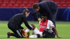 Kudus Mohammed to stay out for a while due to fresh injury - Ajax manager Erik ten Hag confirms